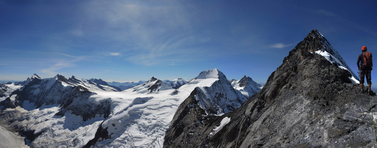 A picture from Eiger by Jozef Ďuronka