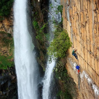 Waterval Boven by E. S.I