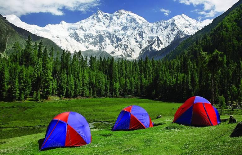 A picture from Nanga parbet by Happy Holidays PK Pakistan's No.1 Tour Planner