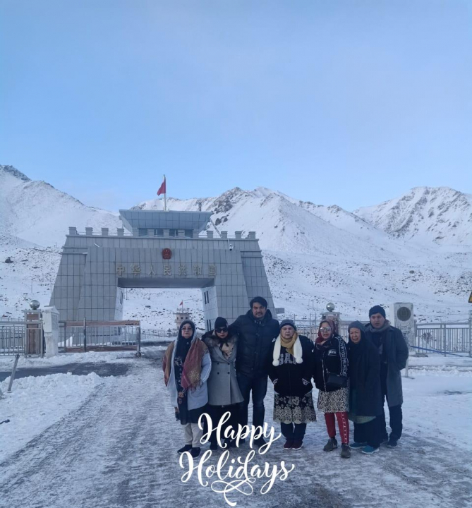 A picture from Khunjerab Pass by Happy Holidays PK Pakistan's No.1 Tour Planner