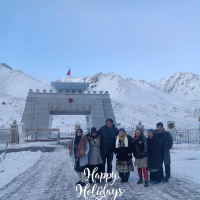 Khunjerab Pass by Happy Holidays PK Pakistan's No.1 Tour Planner