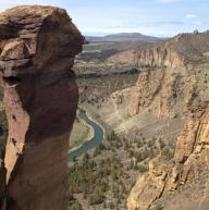 Smith Rock by Johnny Ink