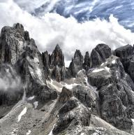 Pale di San Martino by Enrico Turnaturi