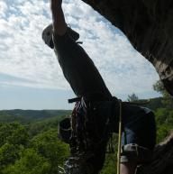 The Red River Gorge (RRG) by Valerie Cecil
