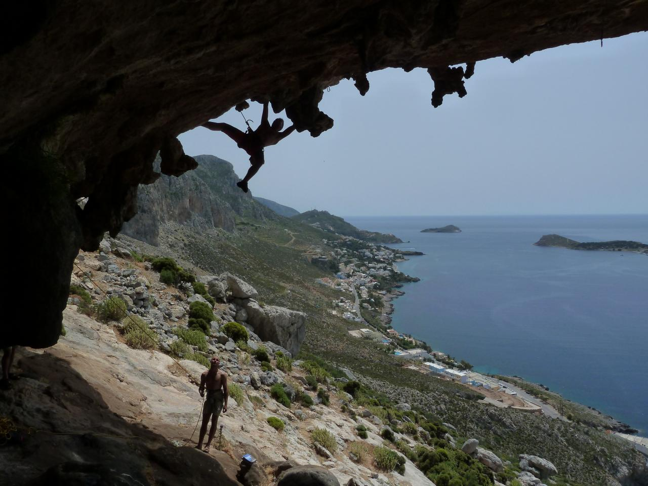 A picture from Kalymnos by Dario Pedrocchi