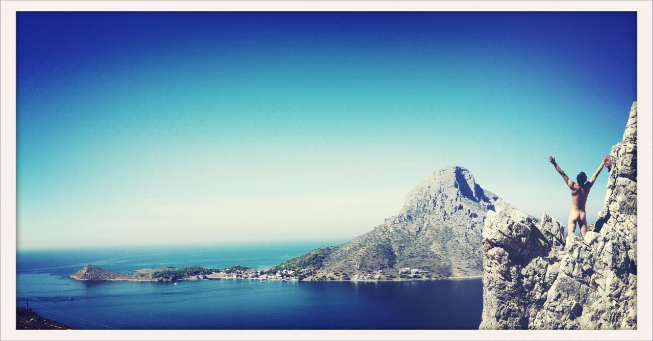 A picture from Kalymnos by Le QRUX