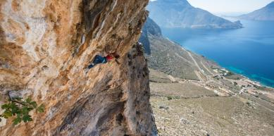 A picture from Kalymnos by The North Face