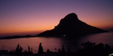 A picture from Kalymnos by Andrea Mattarelli