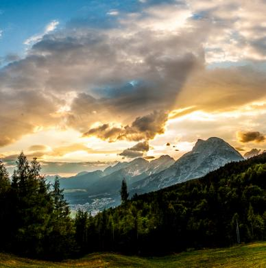 Hohe Munde, Telfs by Vertical Madness  - Photgraphy by Dalton