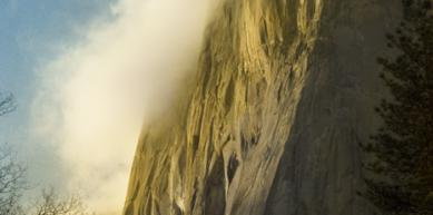 A picture from El Capitan by Mark Name