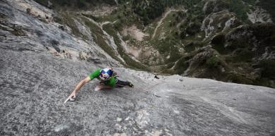 A picture from Solo per vecchi guerrieri by The North Face