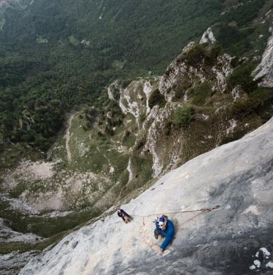 Solo per vecchi guerrieri by The North Face