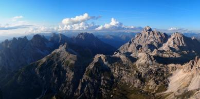 A picture from Tre Cime di Lavaredo by Jan Zahula