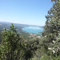 Gorges du Verdon by Laureline Cassart