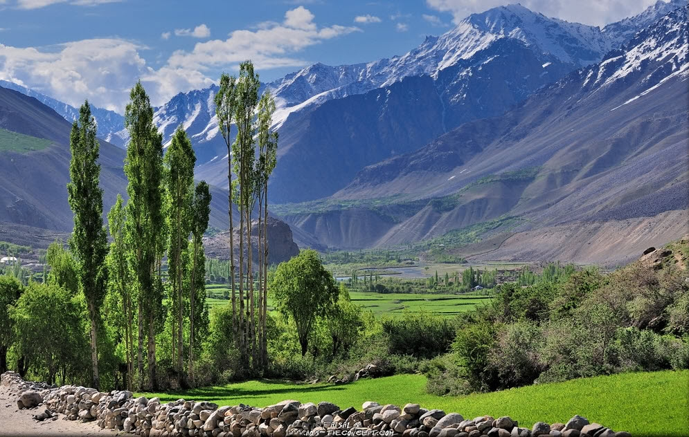 A picture from Hunza Valley by Hunza Guides  pakistan