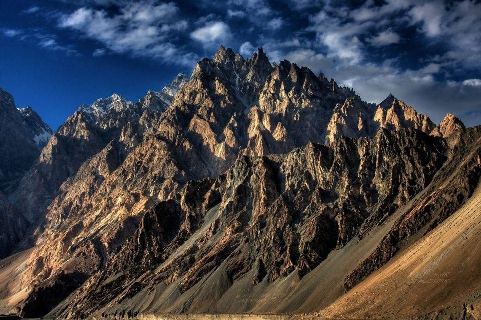 A picture from passu cathaderals in upper Hunza pakistan by Hunza Guides  pakistan